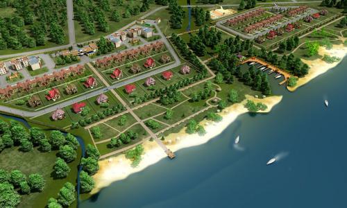 Земельный участок в Корони на берегу моря